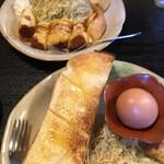 匠珈琲 恵時尊 そうじゅ - 料理写真:フレンチトーストとトーストのモーニング(2020.11.現在)