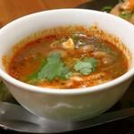 タイ料理 プリック天満 - トムヤムクン