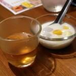 タイ料理 プリック天満 - お茶とブアロイ