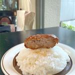 レストラン鳴海 - 白米マリアージュ