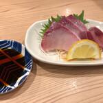 恵美寿屋 - ハマチつくり。