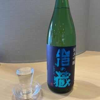 お好きな日本酒をいろいろ楽しめる