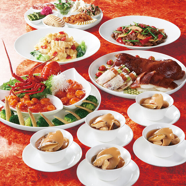 オペラシティ東天紅の料理の写真