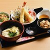 Udontotempuranorinkai - 料理写真:りんかい定食
