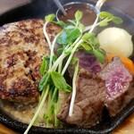 津の田ミート - 肉汁と美しい断面