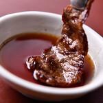 本格焼肉 カンゲン - たれと肉