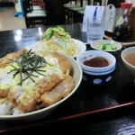 三州屋 - カツ丼