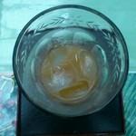 カフェ 水のほとり - 料理写真:グレープフルーツジュース