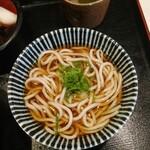 そば宏 - 丼ぶり定食(わんこ(大)、お茶)