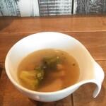 Ishigamarossashioriya - スープ