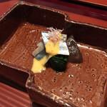 祇園迦陵 - 秋刀魚だったはず