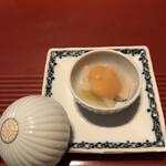 祇園迦陵 - 生麩と下仁田葱