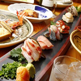 博多で旨い魚を食べるなら!自慢の魚は舌を唸らせるほど新鮮!