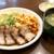にんにくラーメン 幸ちゃん - 料理写真:盛り合わせ(中)
