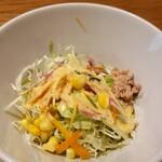 ビバパスタ - 料理写真:ランチのサラダ