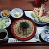 やま田 - 料理写真:天ざる ¥1250