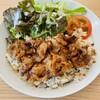 レコードカフェ&バーMixing - 料理写真:焼肉カルビピラフ