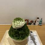 おいしい氷屋 - 料理写真: