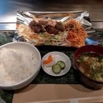 141824000 - 野菜たっぷりコロコロステーキ1800円