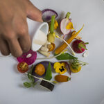 ルフラマンローズ アムリタ - 【オートンヌ】シェフのお料理