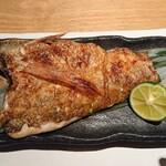 金沢おでんと日本海料理 加賀の屋 - のどぐろ焼き