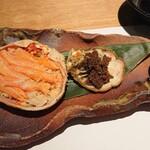 金沢おでんと日本海料理 加賀の屋 - 香箱がに