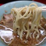 ラーメン二郎 - ぎょったまつけ麺Ⅱ Ver.サバ