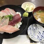 博多魚がし - これで650円