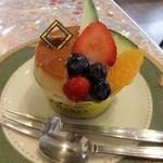 ラ・ネージュ - 料理写真:プディンプランセス(420円)