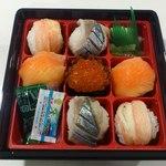 14184291 - てまり寿司、オープン♪