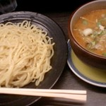14185703 - ランチ:タンタンつけ麺(800円)