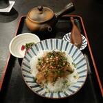 Kaisenyakaishimmaru - 鯛茶漬け¥850
