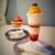 カフェ クゥクゥ - 料理写真:りんごのティラミスと秋のパフェ(2020年11月)