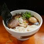 麺処 秋もと - 料理写真: