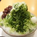 京・茶房 TSURU - 宇治金時(945円)♥
