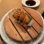 グルメ回転寿司 鈴木水産 - 料理写真: