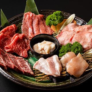 食感・味・美しさ◎A5ランクのお肉をお召し上がりください!
