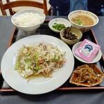 中華料理かあちゃん - 料理写真: