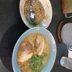 はなまるラーメン - 料理写真: