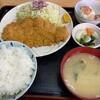 揚物専科 とんかつ かわい - 料理写真:ロースカツ定食