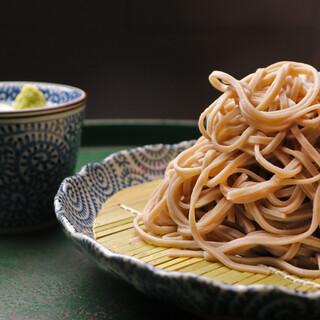 ◇新感覚<蕎麦飲み>を体験。十割蕎麦と羊肉料理。魅惑のコラボ