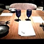 リストランテ ティ ヴォリオ ベーネ - テーブルセッティング~♪