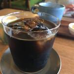 カフェ ファンチャーナ - 水出しアイスコーヒー