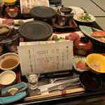 瀬波グランドホテル はぎのや - 料理写真: