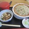 弥栄 - 料理写真:鴨汁そば