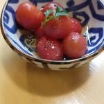 141889020 - トマトのおひたし♪