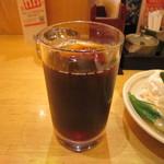 銀座 阿波おどり - アイスコーヒーを2杯。
