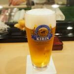 紀廣 - 生ビール