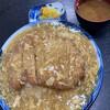 加登屋食堂 - 料理写真:大あんかけかつ丼