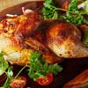 目黒FLAT - 料理写真:丸鶏のオーブン焼き(ハーフ3〜4人前)